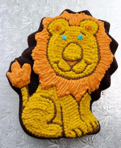 The Lion s Birthday Cake